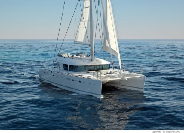 Preowned Sail Catamarans for Sale 2013 Lagoon 560
