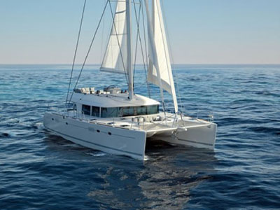 SOLD Lagoon 560  in Bordeaux France HULL 049 Thumbnail for Listing Preowned Sail