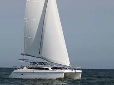 SOLD Legacy 35  in Annapolis Maryland (MD)  HULL 1151 Thumbnail for Listing New Sail