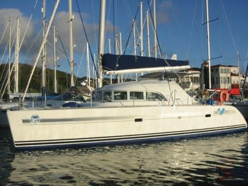 Preowned Sail Catamarans for Sale 2003 Lagoon 380