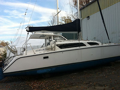 Catamarans HULL 1115, Manufacturer: GEMINI CATAMARANS, Model Year: 2012, Length: 34ft, Model: Gemini 105Mc, Condition: Used, Listing Status: Under Offer, Price: USD 179000
