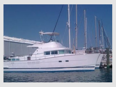 SOLD Lagoon 43  in Key West Florida (FL)  BECKY BAD GIRL Thumbnail for Listing Preowned Power
