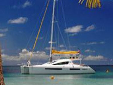 Used Sail Catamaran for Sale 2007 Privilege 615