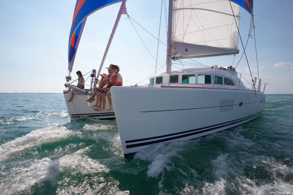 Preowned Sail Catamarans for Sale 2011 Lagoon 380