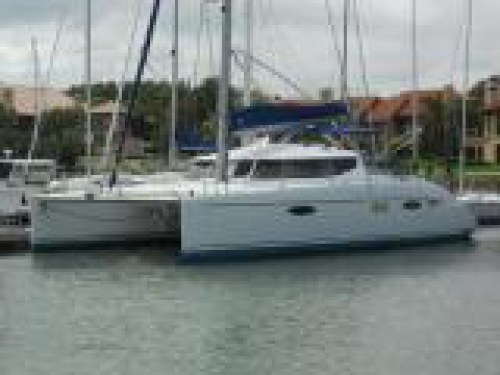 Catamarans SHASH, Manufacturer: FOUNTAINE PAJOT , Model Year: 2006, Length: 40ft, Model: Lavezzi 40, Condition: Used, Listing Status: Catamaran for Sale, Price: USD 275000