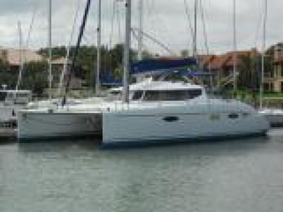 Catamarans SHASH, Manufacturer: FOUNTAINE PAJOT , Model Year: 2006, Length: 40ft, Model: Lavezzi 40, Condition: Used, Listing Status: SOLD, Price: USD 275000