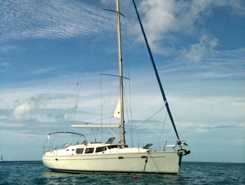 Preowned Sail Catamarans for Sale 2003 Sun Odyssey 43DS