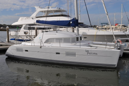 Preowned Sail Catamarans for Sale 2007 Lagoon 380 S2