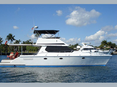 SOLD Venture 44  in Stuart Florida (FL)  CATAPULT  Preowned Power