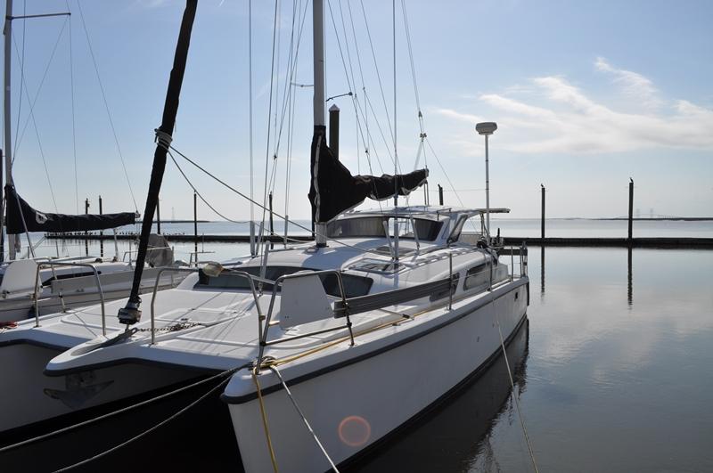 Catamarans CS TIME, Manufacturer: GEMINI CATAMARANS, Model Year: 2006, Length: 34ft, Model: Gemini 105Mc, Condition: Used, Listing Status: Catamaran for Sale, Price: USD 125500