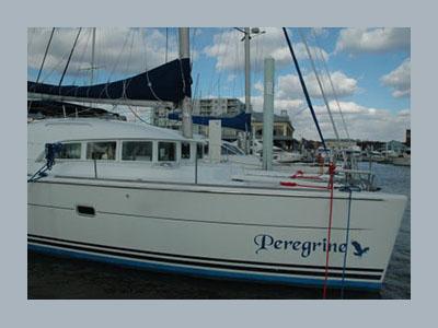 Preowned Sail Catamarans for Sale 2001 Lagoon 380