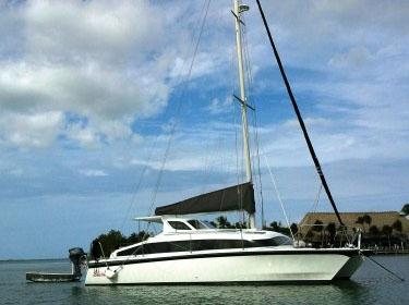 Used Sail Catamaran for Sale 1990 Gemini 3200