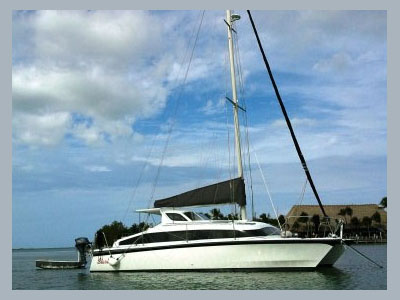 Catamarans STARLIGHT, Manufacturer: PERFORMANCE CRUISING, Model Year: 1990, Length: 32ft, Model: Gemini 3200, Condition: Used, Listing Status: SOLD, Price: USD 59500