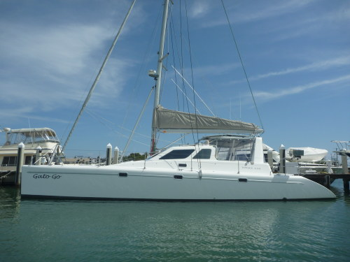 Preowned Sail Catamarans for Sale 2002 Voyage 440