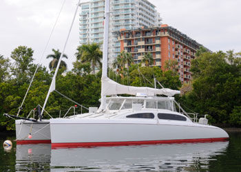 Catamarans MAMBO, Manufacturer: MAINE CAT, Model Year: 2002, Length: 40ft, Model: Maine Cat 41, Condition: Used, Listing Status: Catamaran for Sale, Price: USD 339000