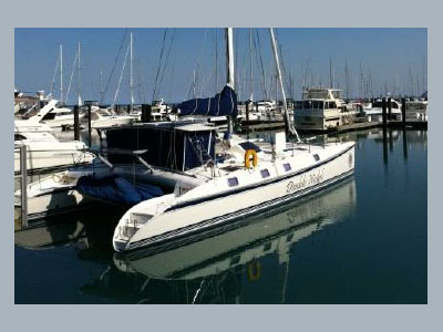 SOLD Outremer 55 Light  in Sturgeon Bay Wisconsin (WI)  DOUBLE NICKEL  Preowned Sail