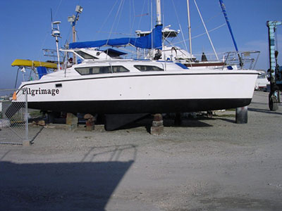 Catamarans PILGRIMAGE, Manufacturer: PERFORMANCE CRUISING, Model Year: 1996, Length: 34ft, Model: Gemini 105M, Condition: Used, Listing Status: SOLD, Price: USD 84500