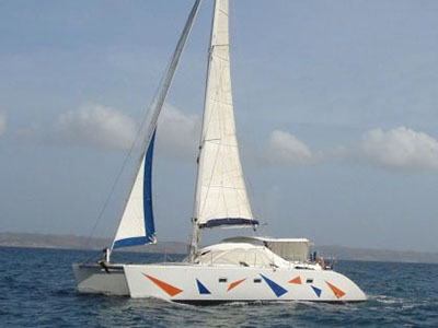 Catamarans TANGERINE DREAM, Manufacturer: LAGOON, Model Year: 1994, Length: 42ft, Model: Lagoon 42 TPI, Condition: Used, Listing Status: SOLD, Price: USD 184000