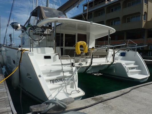 Preowned Sail Catamarans for Sale 2013 Lagoon 400