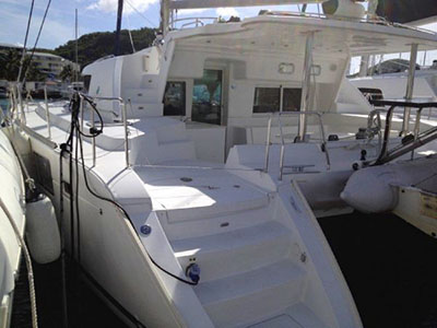 Catamarans DON MARCO III, Manufacturer: LAGOON, Model Year: 2008, Length: 44ft, Model: Lagoon 440, Condition: USED, Listing Status: SOLD, Price: EURO 249000