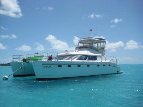 Preowned Power Catamarans for Sale 2003 Prowler 45