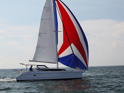 SOLD Legacy 35  in St. Augustine Florida (FL)  HULL 1162 Thumbnail for Listing Preowned Sail