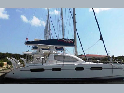 Catamarans KING CAY LADY, Manufacturer: ROBERTSON & CAINE, Model Year: 2009, Length: 46ft, Model: Leopard 46 , Condition: Used, Listing Status: Catamaran for Sale, Price: USD 380000