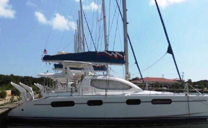Used Sail Catamaran for Sale 2009 Leopard 46