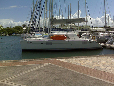 Catamarans AICHI, Manufacturer: LAGOON, Model Year: 2006, Length: 44ft, Model: Lagoon 440, Condition: Used, Listing Status: Catamaran for Sale, Price: USD 325000