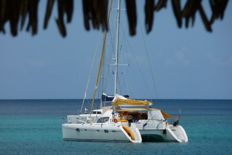 Catamarans TAHUATA, Manufacturer: ALLIAURA MARINE, Model Year: 2006, Length: 58ft, Model: Privilege 585, Condition: Used, Listing Status: Catamaran for Sale, Price: EURO 690000