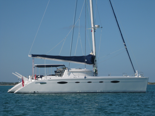 Catamarans TATTOO, Manufacturer: FOUNTAINE PAJOT , Model Year: 2006, Length: 60ft, Model: Eleuthera 60, Condition: USED, Listing Status: Catamaran for Sale, Price: USD 950000