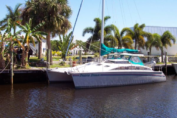 Catamarans PRAIRIE DREAM, Manufacturer: PDQ, Model Year: 1995, Length: 36ft, Model: PDQ 36, Condition: Used, Listing Status: SOLD, Price: USD 149500