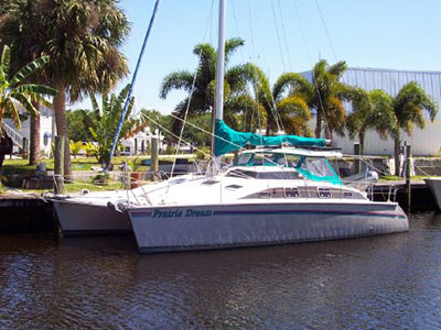 SOLD PDQ 36  in Stuart Florida (FL)  PRAIRIE DREAM Thumbnail for Listing Preowned Power