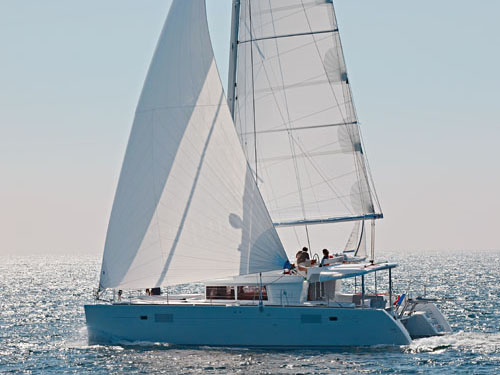 New Sail Catamaran for Sale 2013 Lagoon 450