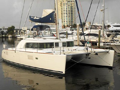 Catamarans AGAPE, Manufacturer: LAGOON, Model Year: 2008, Length: 44ft, Model: Lagoon 440, Condition: USED, Listing Status: Coming Soon, Price: USD 435000