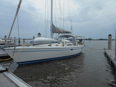 Catamarans ALL IN, Manufacturer: CATALINA, Model Year: 1997, Length: 42ft, Model: Catalina 42, Condition: Used, Listing Status: SOLD, Price: USD 99000