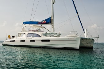 Preowned Sail Catamarans for Sale 2004 Leopard 62