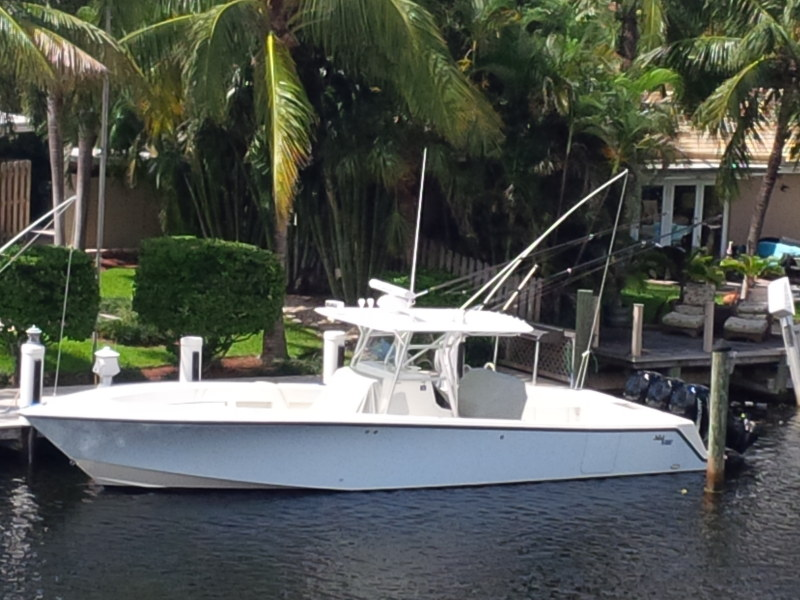 Preowned Power Catamarans for Sale 2010 Sea Vee 390