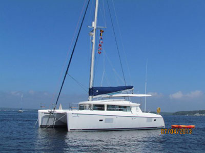 Catamarans ISLAND CAT, Manufacturer: LAGOON, Model Year: 2007, Length: 42ft, Model: Lagoon 420, Condition: USED, Listing Status: SOLD, Price: USD 399900