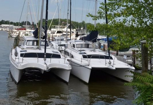 Catamarans HULL 1172, Manufacturer: GEMINI CATAMARANS, Model Year: 2014, Length: 35ft, Model: Legacy 35, Condition: USED, Listing Status: Acceptance of Vessel, Price: USD 246177