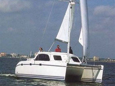 Catamarans TWO AS ONE , Manufacturer: LAGOON, Model Year: 1996, Length: 35ft, Model: Lagoon 35CCC, Condition: Used, Listing Status: SOLD, Price: USD 149000