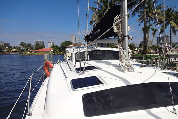 Catamarans ALBATROSS II, Manufacturer: GEMINI CATAMARANS, Model Year: 2011, Length: 34ft, Model: Gemini 105Mc, Condition: Used, Listing Status: Catamaran for Sale, Price: USD 189000