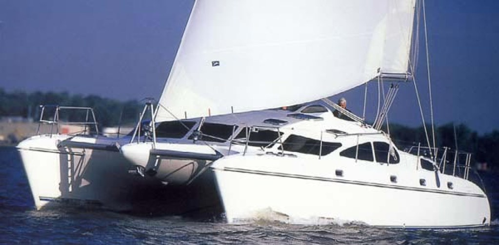 Catamarans BLUE MOON , Manufacturer: PROUT, Model Year: 1999, Length: 46ft, Model: Prout 46, Condition: Used, Listing Status: Catamaran for Sale, Price: USD 275000