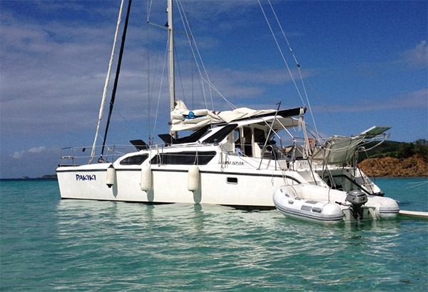 Catamarans PA KIKI, Manufacturer: PERFORMANCE CRUISING, Model Year: 2007, Length: 34ft, Model: Gemini 105Mc, Condition: Used, Listing Status: Catamaran for Sale, Price: USD 124500