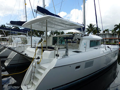 Catamarans HARMONY ESCAPE, Manufacturer: LAGOON, Model Year: 2008, Length: 42ft, Model: Lagoon 420, Condition: Used, Listing Status: SOLD, Price: USD 415000