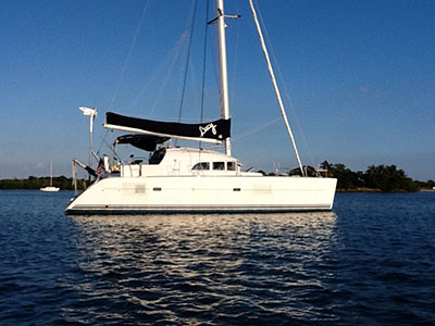 Catamarans LUCY, Manufacturer: LAGOON, Model Year: 2007, Length: 38ft, Model: Lagoon 380 S2, Condition: USED, Listing Status: Acceptance of Vessel, Price: USD 279900