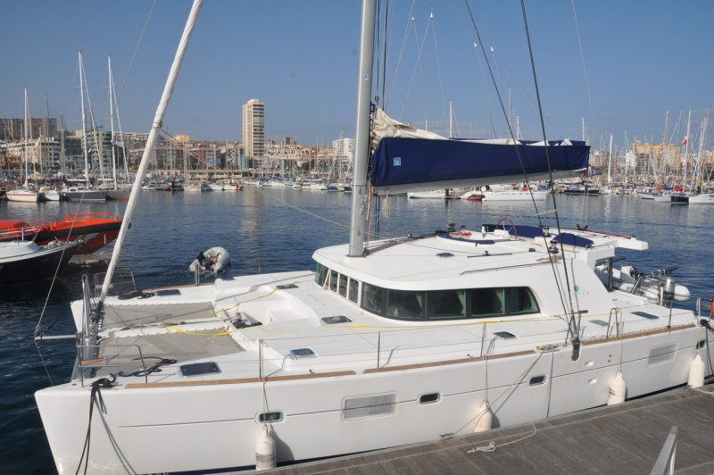 Catamarans KINTUKANI, Manufacturer: LAGOON, Model Year: 2009, Length: 50ft, Model: Lagoon 500, Condition: Used, Listing Status: Catamaran for Sale, Price: EURO 580000