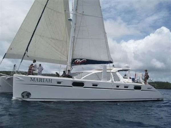 Catamarans MARIAH, Manufacturer: CATANA, Model Year: 2003, Length: 58ft, Model: Catana 582, Condition: Used, Listing Status: Catamaran for Sale, Price: USD 675000