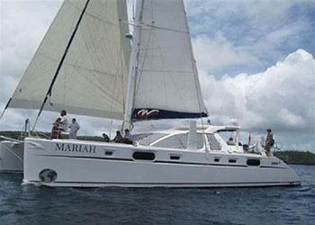 Catamarans MARIAH, Manufacturer: CATANA, Model Year: 2003, Length: 58ft, Model: Catana 582, Condition: Used, Listing Status: Catamaran for Sale, Price: USD 675000