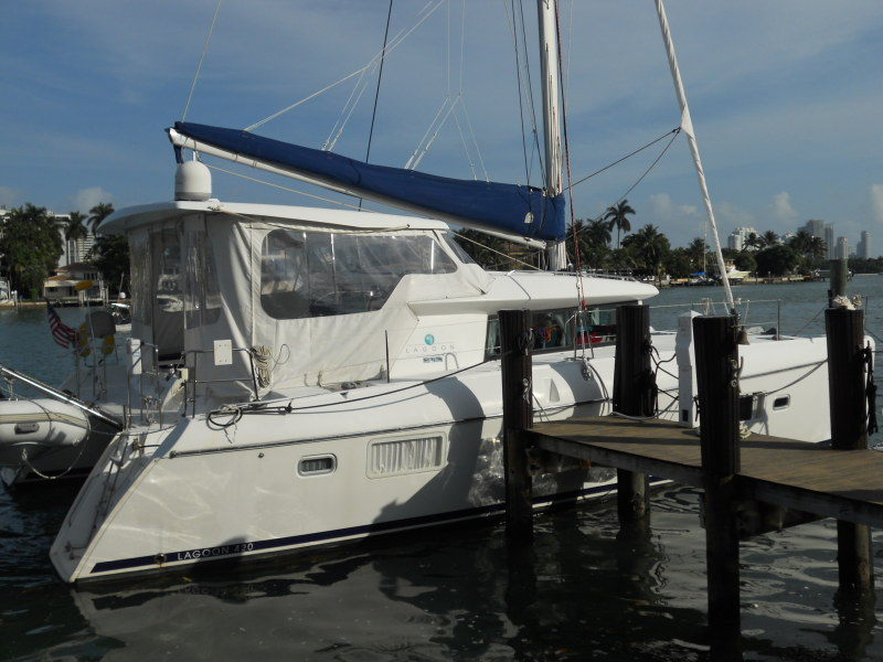 Catamarans SEA SI, Manufacturer: LAGOON, Model Year: 2008, Length: 42ft, Model: Lagoon 420, Condition: Used, Listing Status: NOT ACTIVE, Price: USD 399000